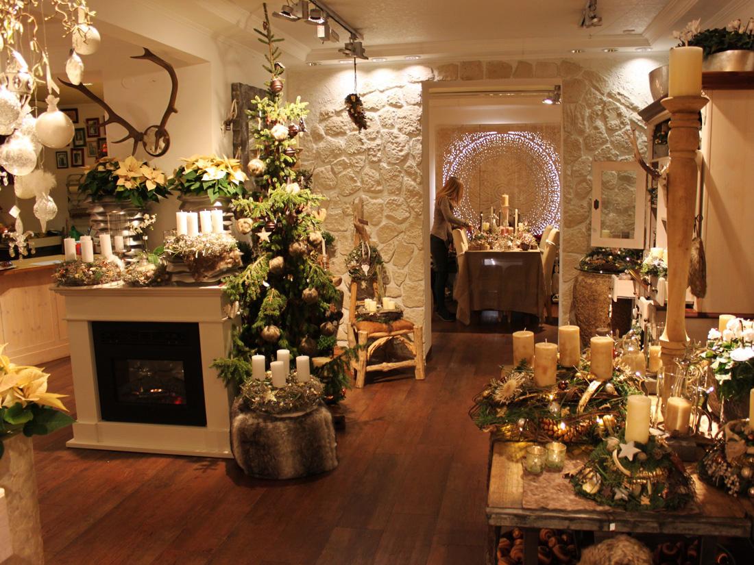Weihnachten - Blütenzauber Augsburg